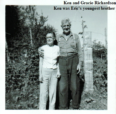 Gracy & Ken Richardson